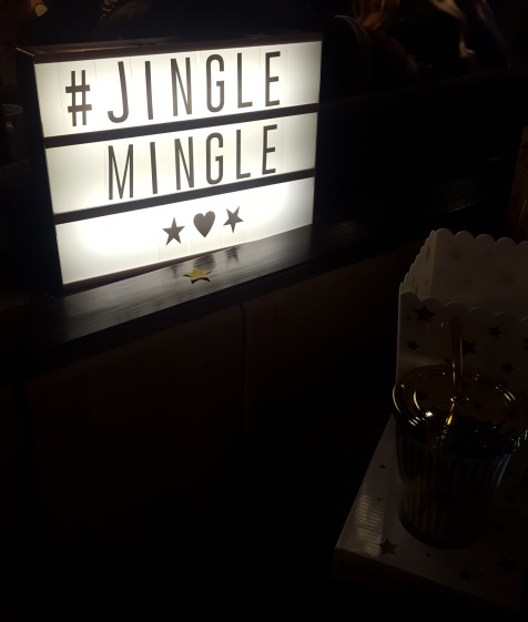 Jingle mingle light in the box